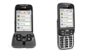 El primer smartphone adaptado a personas mayores