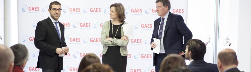 Inauguración centro 600 GAES