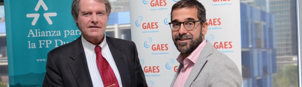 Gaes se adhiere a la Alianza para la Formación Profesional Dual