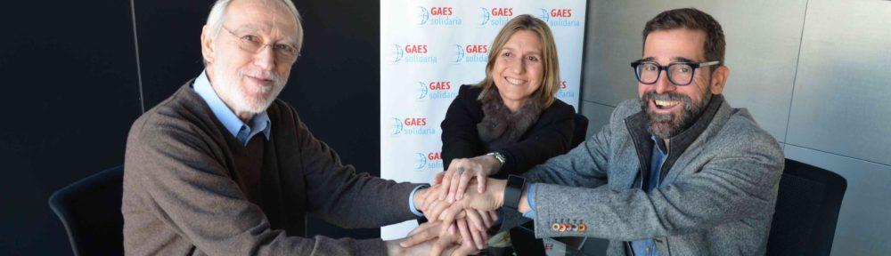 GAES y Fundación Vicente Ferrer