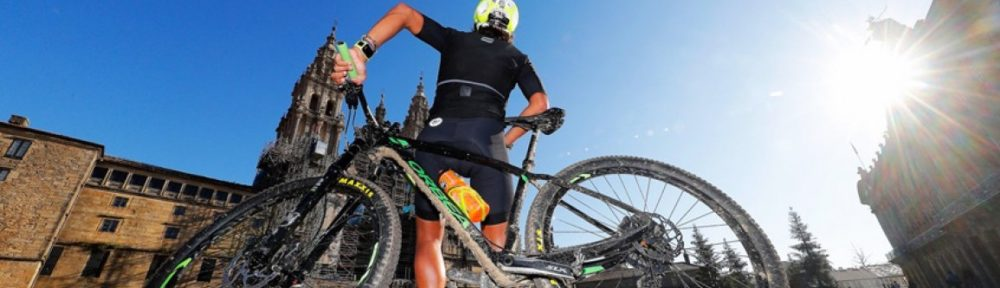 De Madrid a Santiago en Mountain Bike