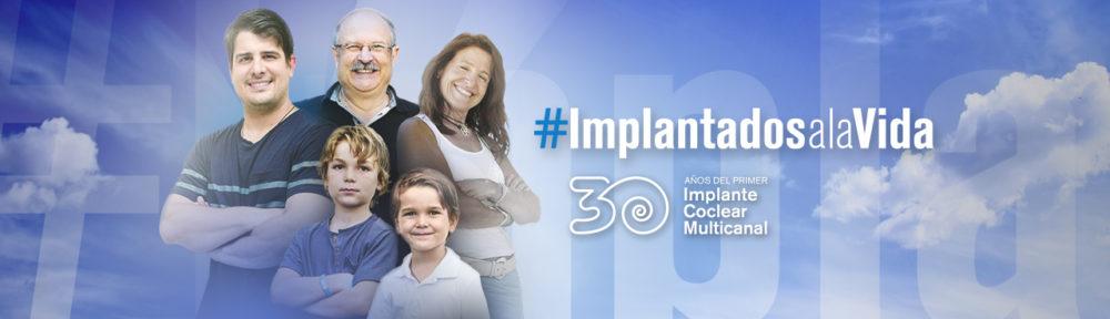 30 aniversario implante coclear