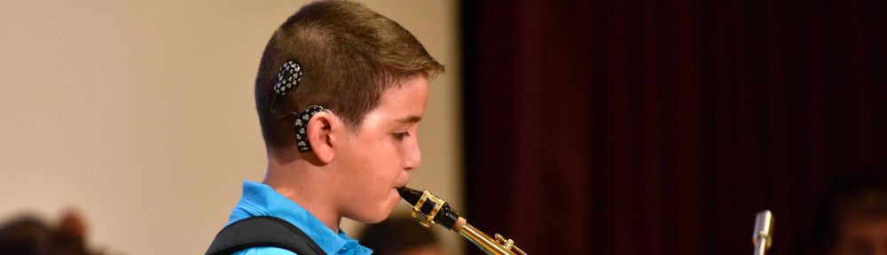 Joven Orquesta Graeme Clark
