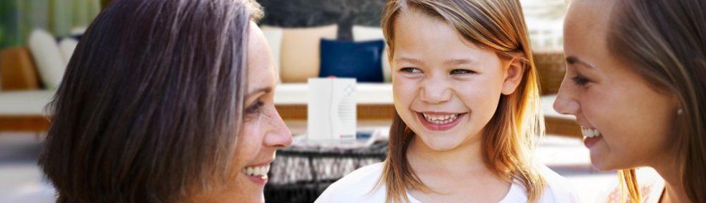 otitis serosa en niños