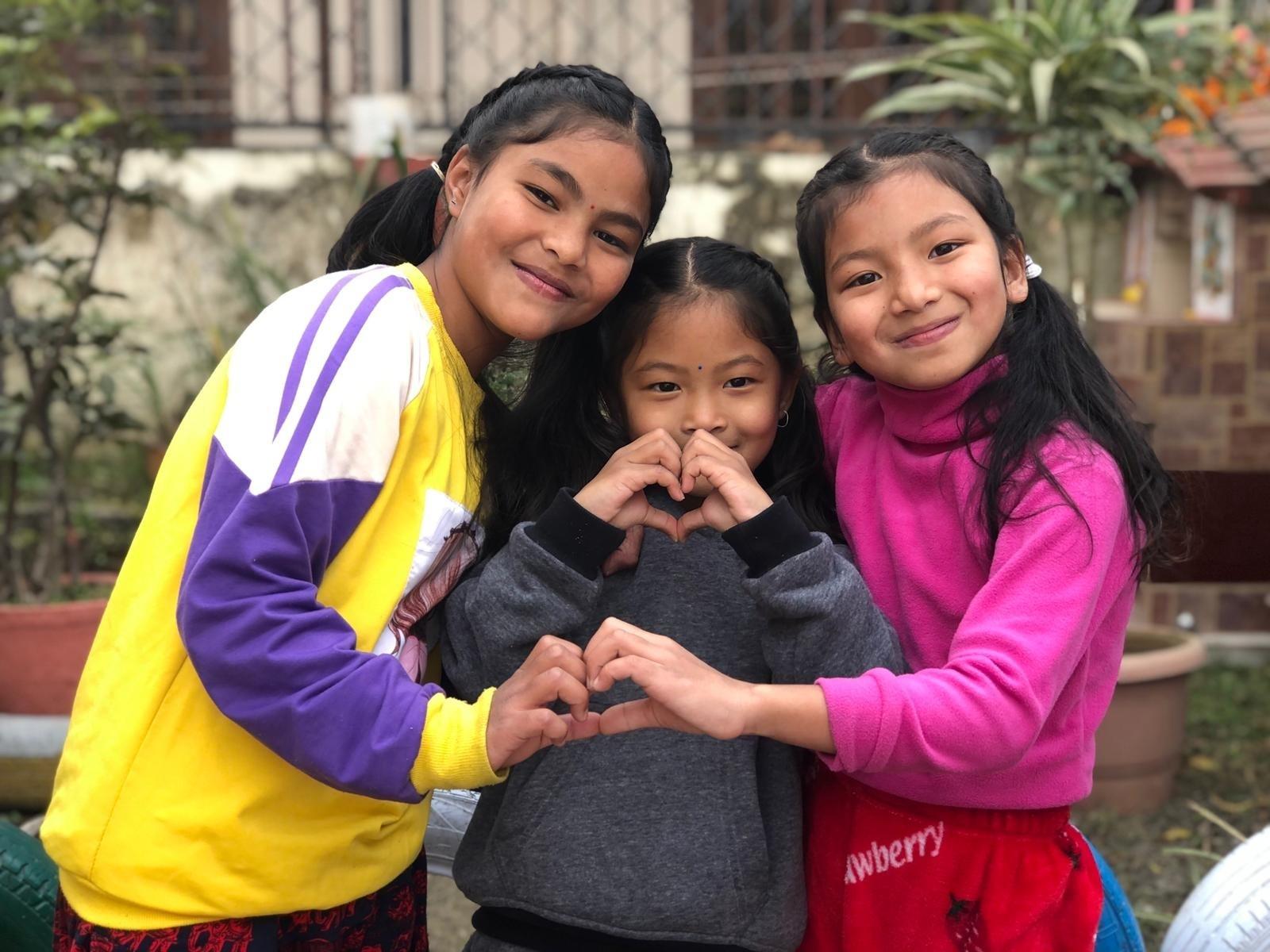 Colaboramos con Dream Nepal para proporcionar un hogar seguro a niños y niñas rescatados de prisión