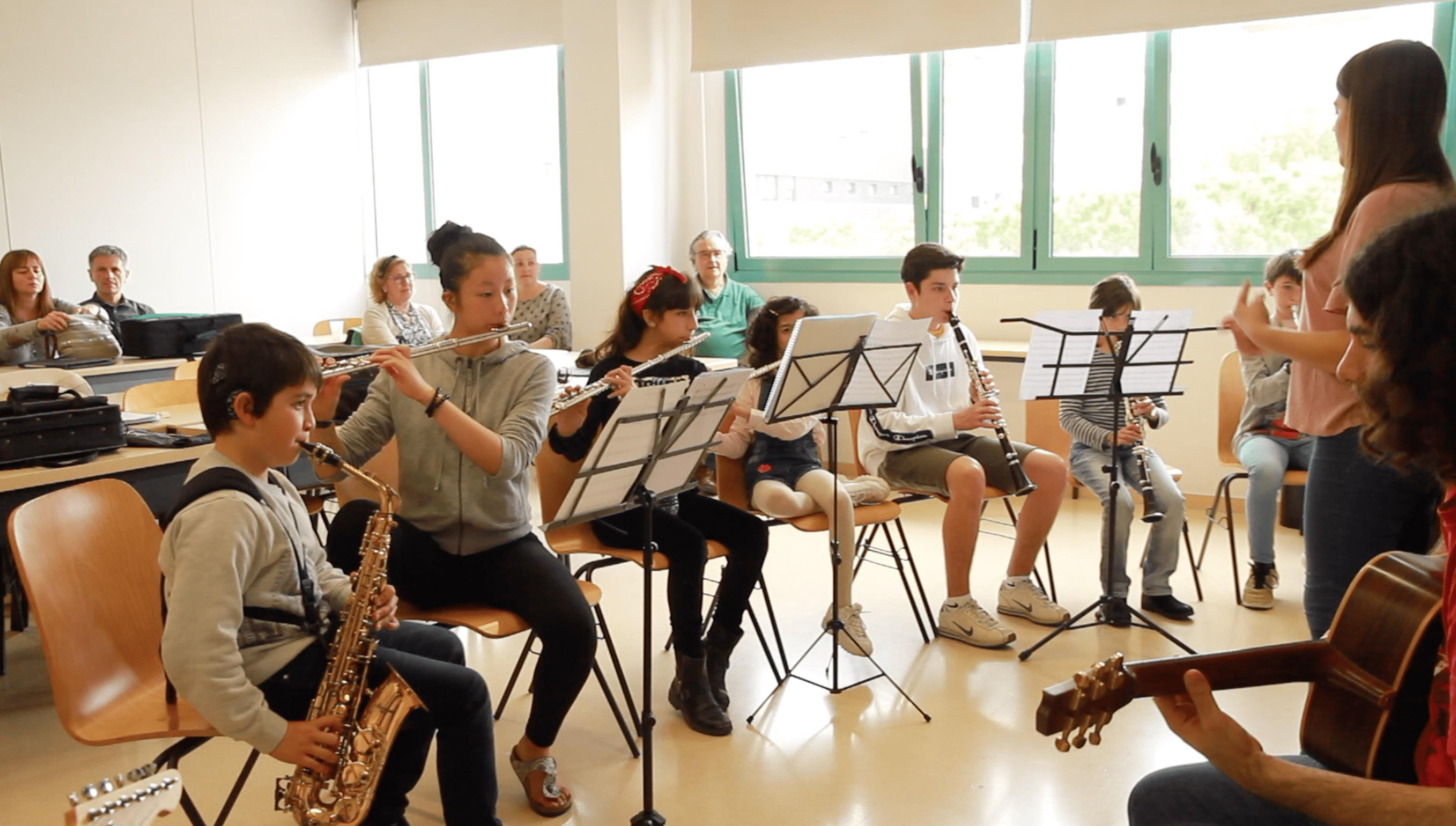 Concierto Joven Orquesta Graeme Clark