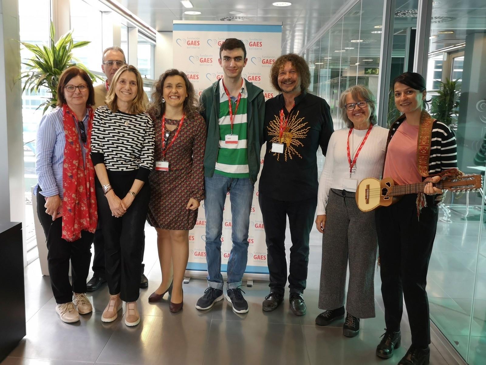 La Fundación GAES Solidaria entrega la primera edición de los premios Persigue Tus Sueños musicales