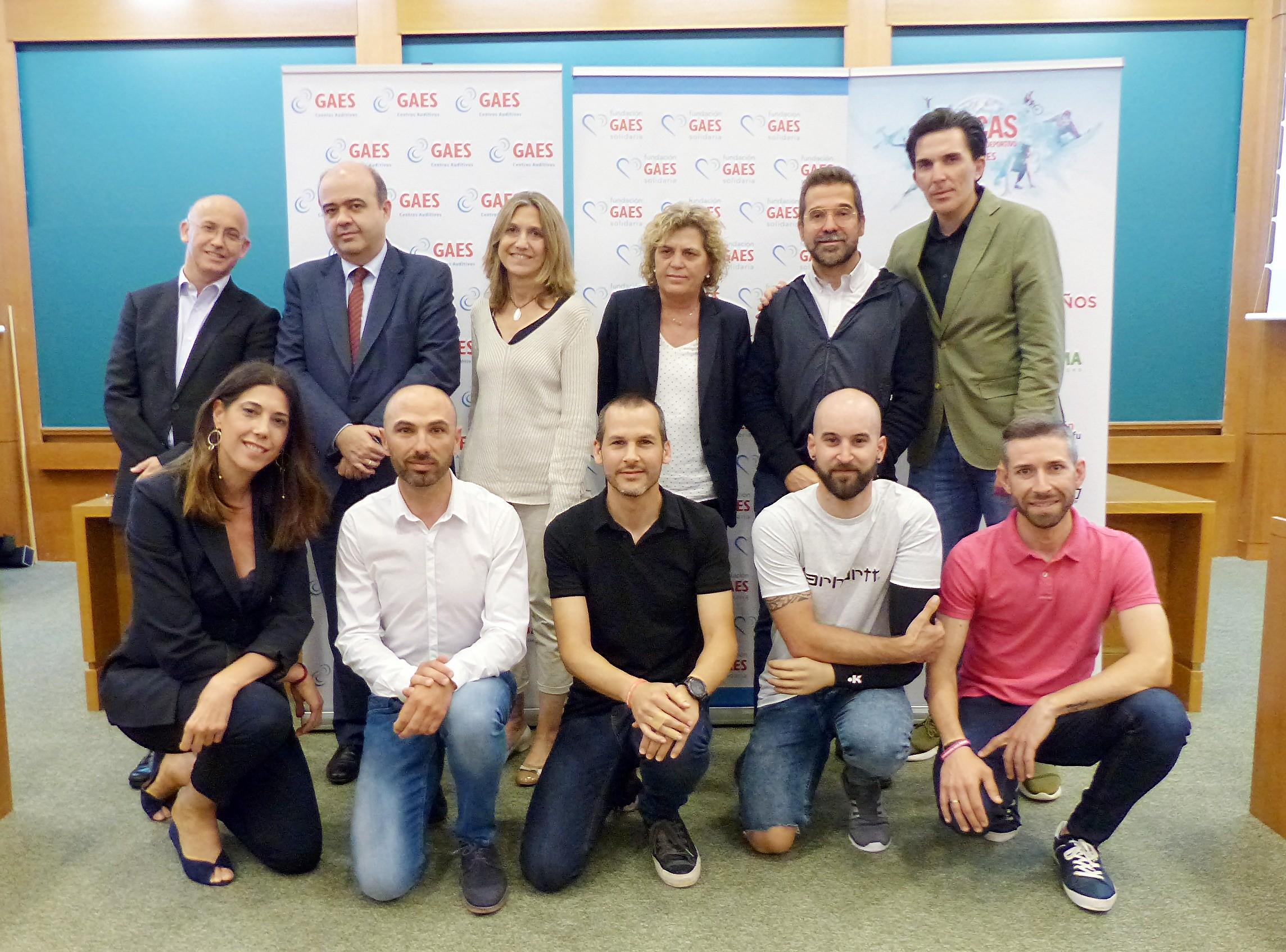 """La Fundación GAES Solidaria presenta la 7ª edición de los Premios """"Persigue tus Sueños"""""""