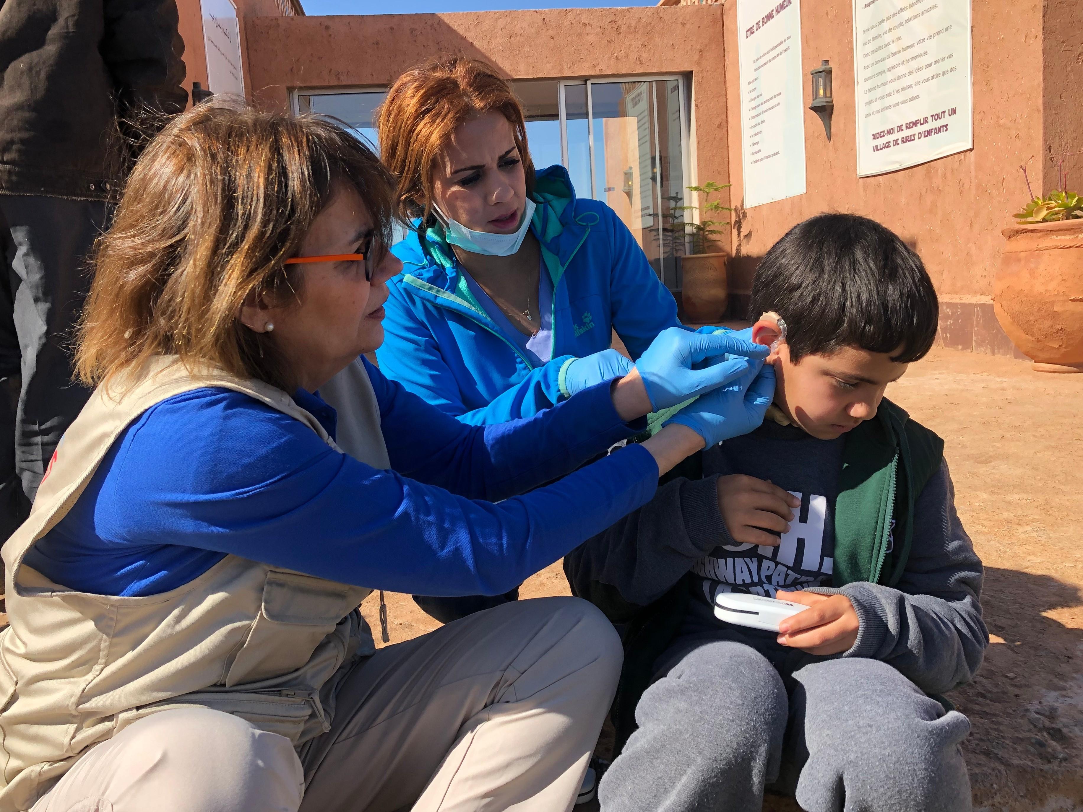 Nuevo proyecto en Marrakech con la Asociación Los Niños Dar Bouidar