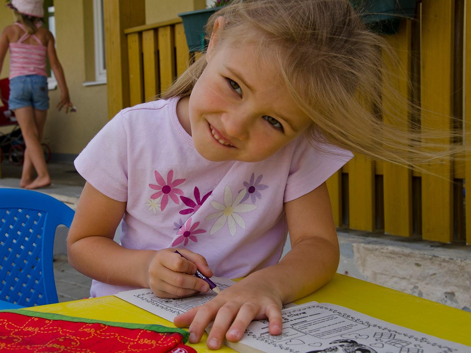 Sonrisas para niños