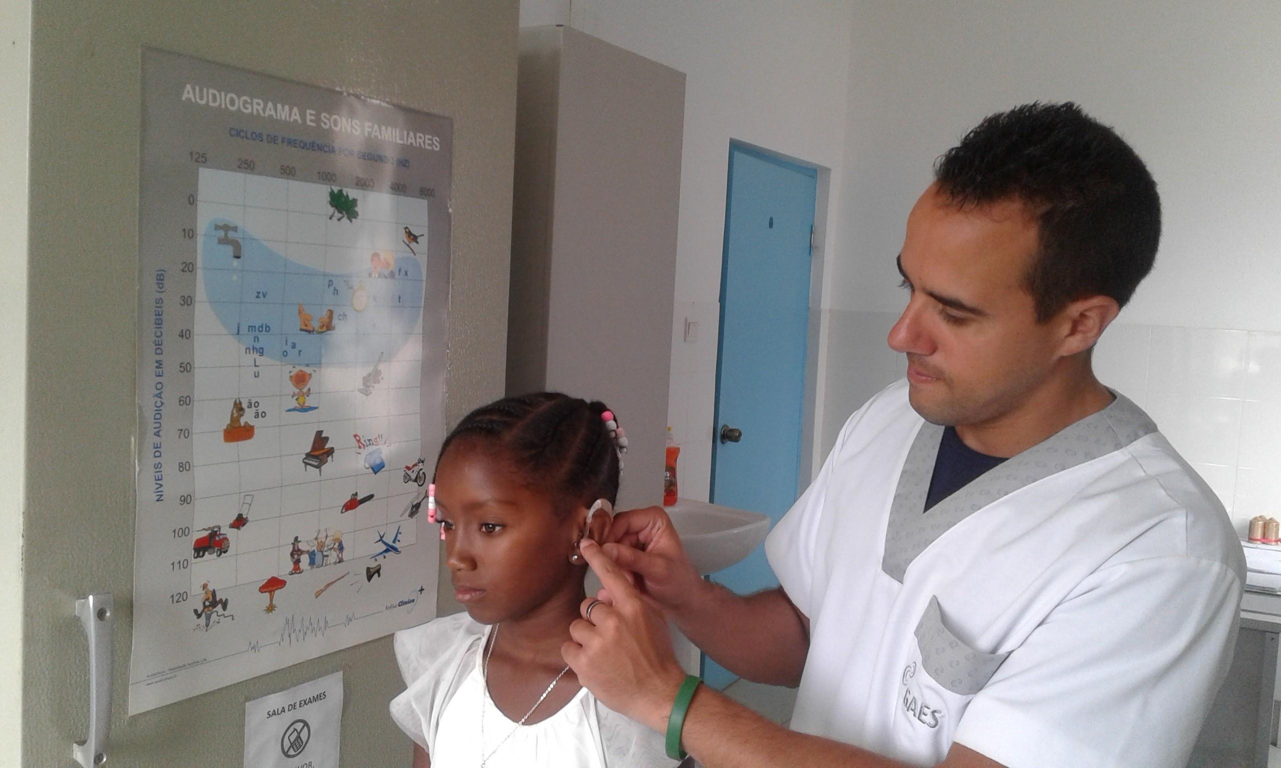 Cabo Verde con Fundación Clarós