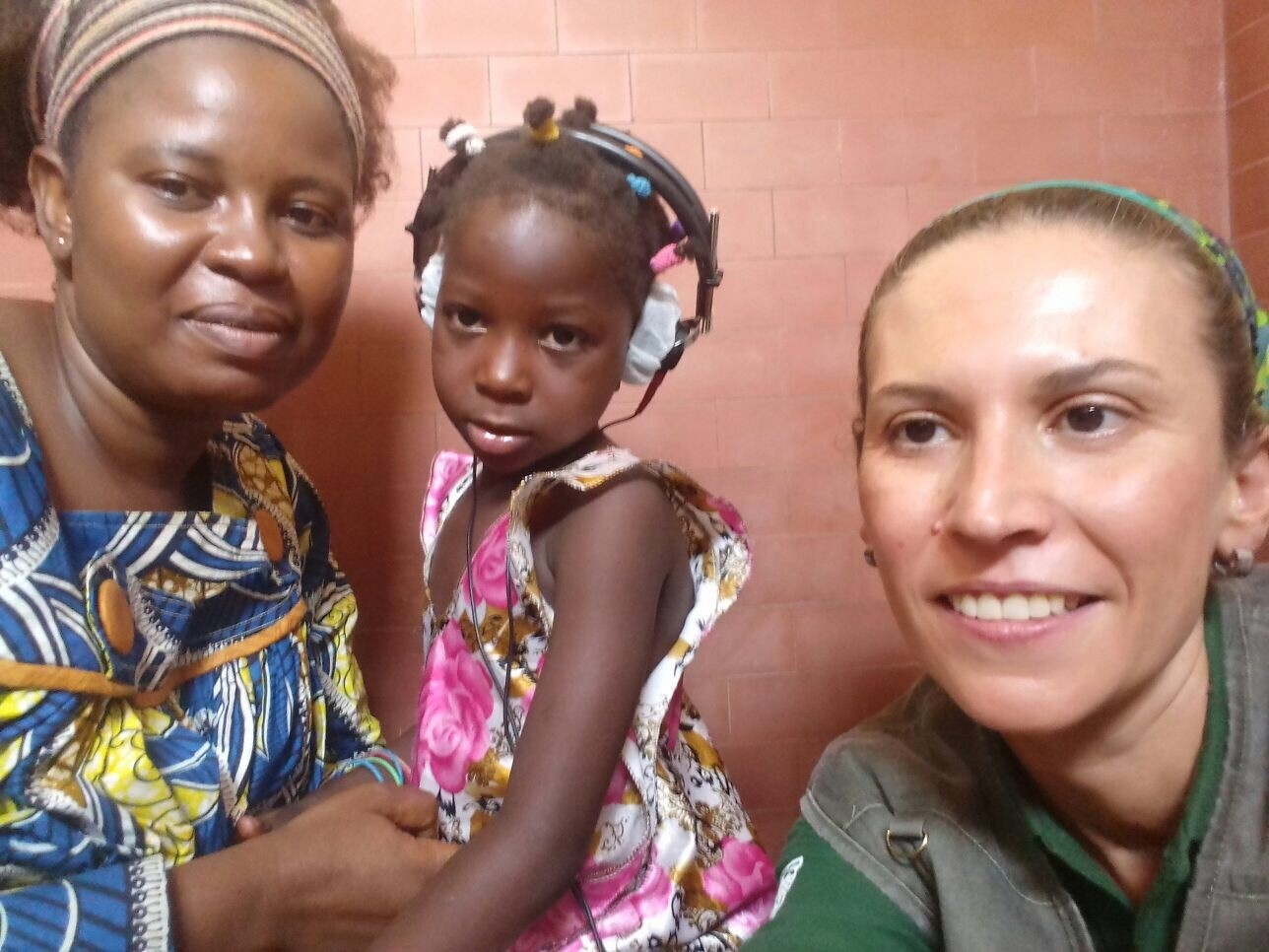Camerún con Fundación Clarós